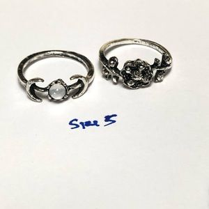 9 Set of Rings with Midis